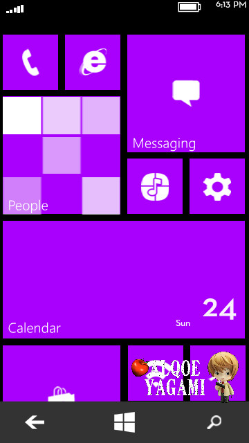Mencicipi sensasi Windows Phone 8 di s60v5 dan symbian^3